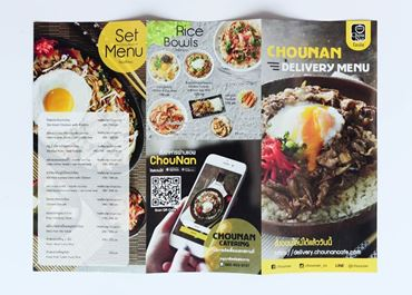 Picture for category Menus (พิมพ์เมนู)